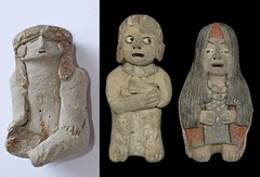 The Caral Figurines