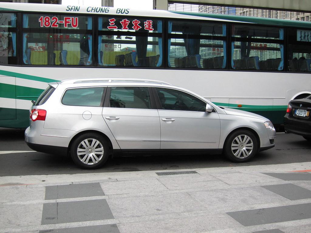 Volksvagen Passat MK6 Wagon