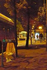 9 - 16 octobre 2010 Maisons-Alfort Métro Ecole Vétérinaire (melina1965) Tags: leica light bus buses night lumix october îledefrance lumière panasonic picturesque nuit mosca octobre 2010 valdemarne maisonsalfort fx10 umbralaward