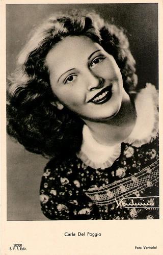 Carla del Poggio (1925–2010)