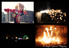 Happy Dussehra to all of you : ) (Mayank Sharma renewed :D :D) Tags: india canon fireworks bokeh delhi culture tradition ravan dussehra indianfestivals indianculture