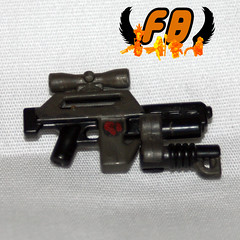 Colonial Marine - M41A Heavy Pulse Rifle (Brick Mercenaries Custom Minifigures) Tags: amazing lego mini creation figure custom armory minifigure moc brickarms brickforge