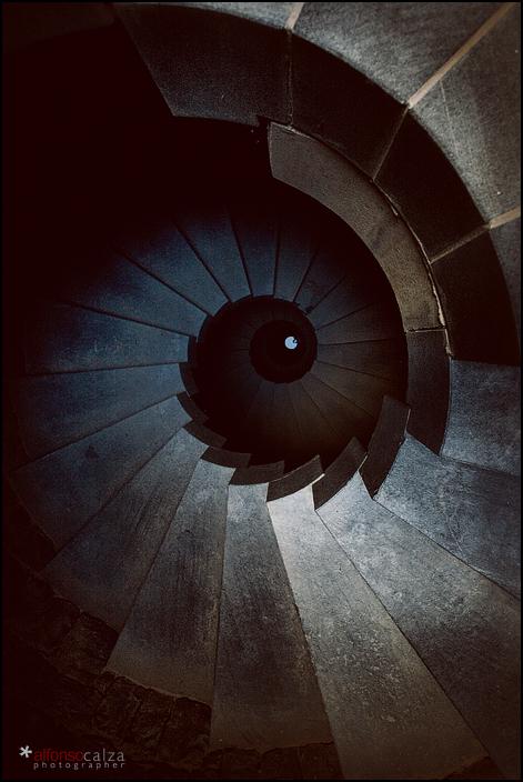 Escalera V