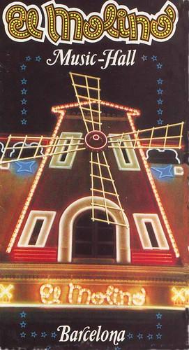 fachada de el molino