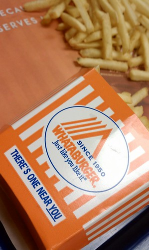 Whataburger Fries