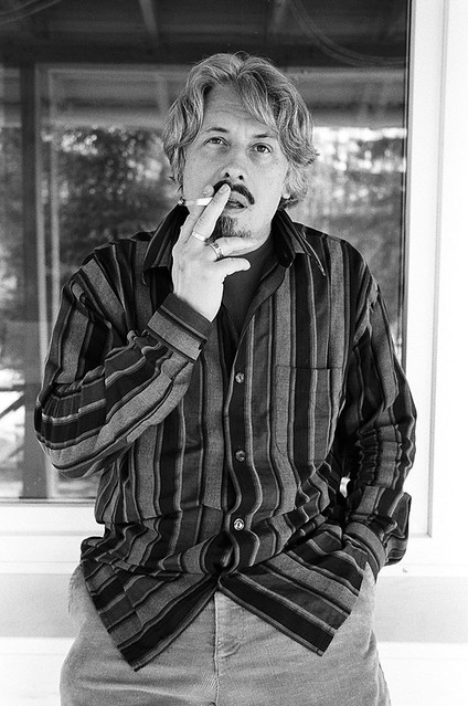 Писатель Владимир Сорокин/writer Vladimir Sorokin 2008