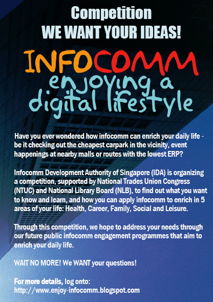 InfoComm Enjoying a digital lifestyle