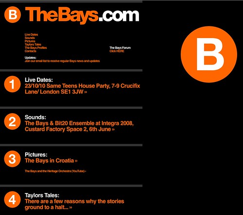 the bays website