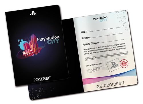 Bienvenue à PlayStation City !