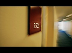 Where it leads US : The right NUMBER : right TIME : Copenhagen Towers : Crowne Plaza : DESIGN SUITE : Entrance : ENJOY! :)