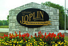 MSSU showing support of the Joplin Community.