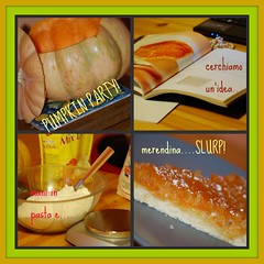 foto zucca torta ricetta