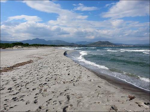 beach, St