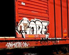 IMG_5498 (mightyquinninwky) Tags: railroad graffiti tag graf tracks railway tags tagged railcar rails boxcar graff graphiti freight trainart fr8 railart boxcarart freightart taggedboxcar paintedboxcar paintedrailcar taggedrailcar