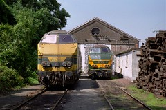 NMBS 6241 + 6289 Angleur (Davy Beumer) Tags: nmbs hld62 l43