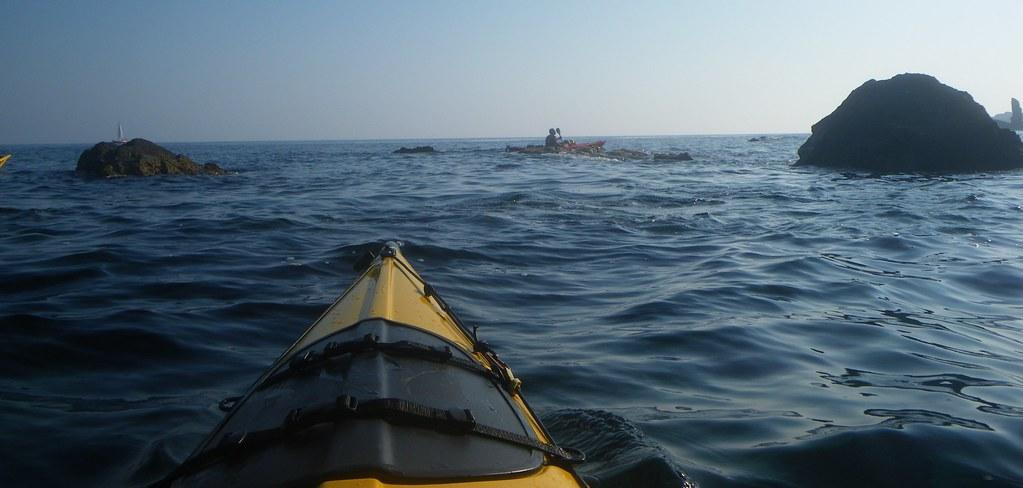 Cabo de Gata en kayak 494
