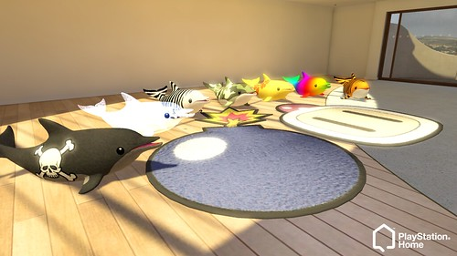 PlayStation Home: Heavy Pets, LucasArts, Hudson Gate Update And More! (dolphy)