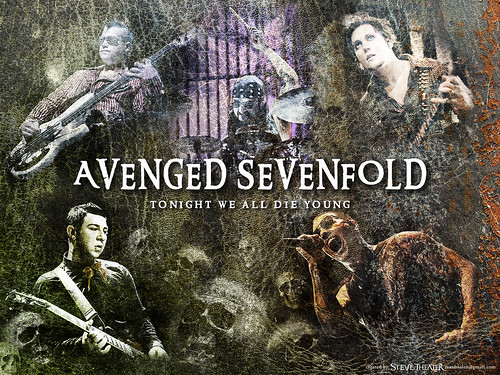 avenged sevenfold wallpaper. Avenged Sevenfold wallpaper