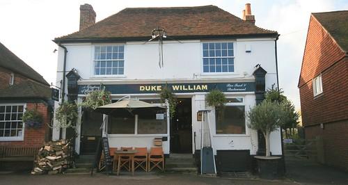 The Duke William, Ickham