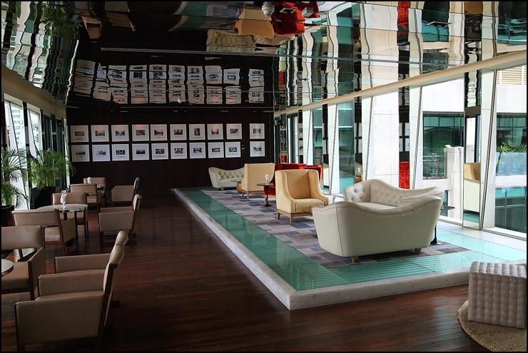 GTower Hotel-bridge-bar