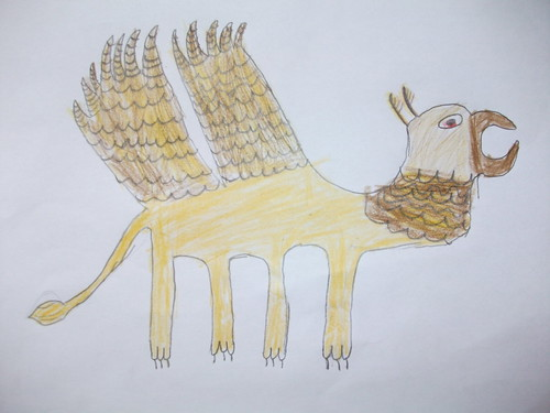 Ocelots mythical creatures 002