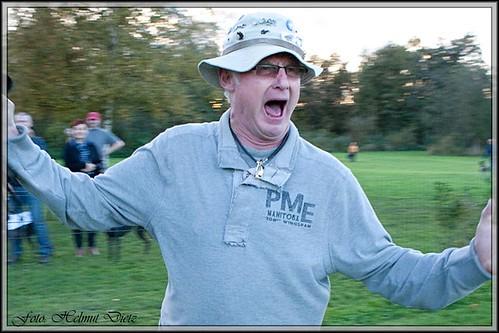 Stimmung während des Greyhound Rennens beim Grote Prijs van Beringen* 2010