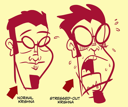 kms_normal_vs_stressed