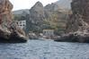 Faraglioni (kikkedikikka) Tags: nikon san italia tramonto mare natura lo sole acqua capo sicilia trapani vito dello zingaro faraglioni scopello ombrellone riserva d40 nikond40 rgspaesaggio rgscastelli rgsmare rgsnatura rgsscorci
