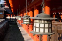 Lantern (neilbruder) Tags: japan island unescoworldheritagesite unesco miyajima itsukushimashrine lantern lowtide shinto