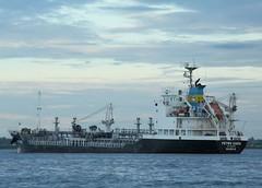 Petro Cara (EcKS! the Shipspotter) Tags: ships psss mactanchannel cebuships philippineships