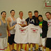 Winning Team for the Basketball Tournament