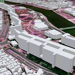 Shirahige Apartment Complex