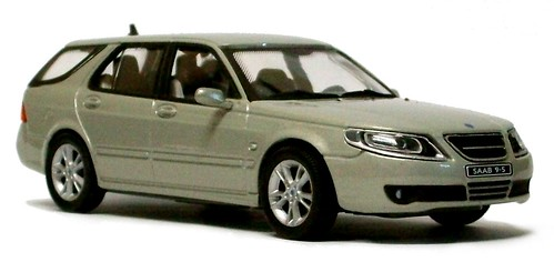 Cararama Saab 9.5 SW
