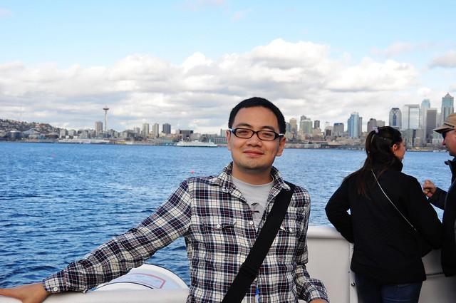Argosy cruise harbor tour