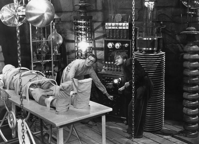 Frankenstein (Universal, 1931) 21
