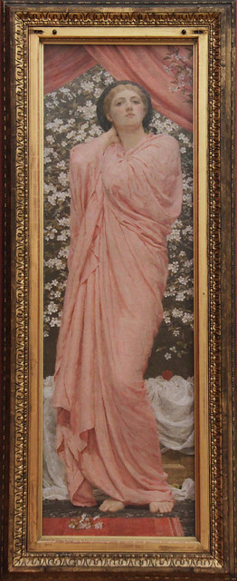 Blossoms, Albert Moore, 1881