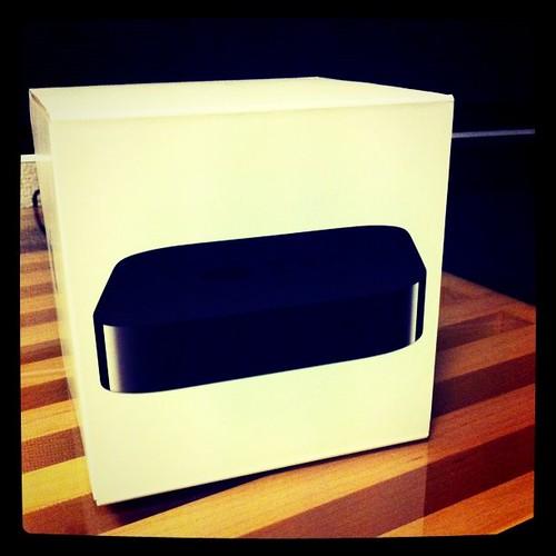 Apple TV: Box