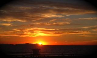 Sunset - Huntington Beach