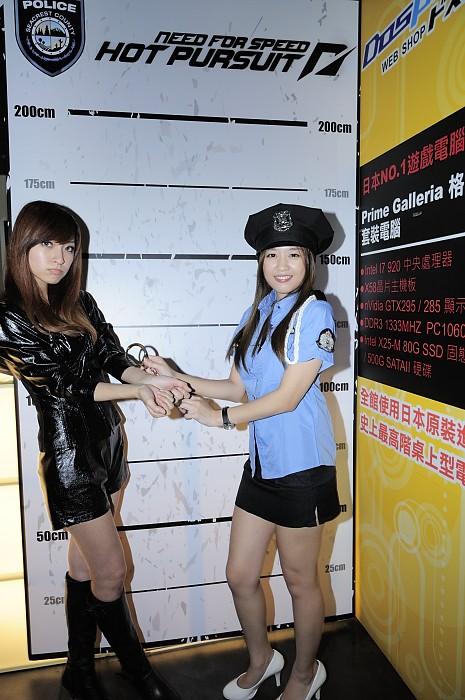 第六屆極速禁地社群-女警&ShowGirl(15P)