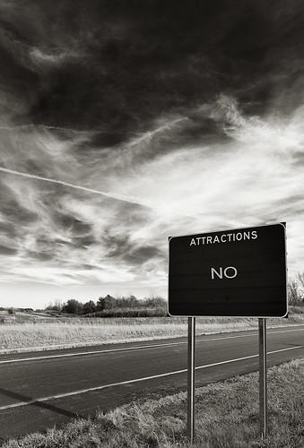 NO Attractions