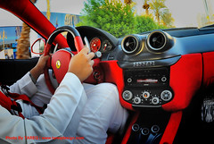 Ferrari GTO 599 | 1 of 599  [Explored] (Tareq Abuhajjaj | Photography & Design) Tags: show light red italy moon white black cars car sport yellow night race speed photography lights design photo high nice nikon flickr italia nissan power top flash wheels fast gear ferrari fisheye turbo saudi arabia gto fi manual carbon fiber rims riyadh  ggg v12 ksa  070 599 tareq        d700    foilacar tareqdesigncom tareqmoon tareqdesign  abuhajjaj