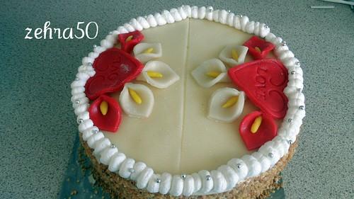 Yas pasta,taart