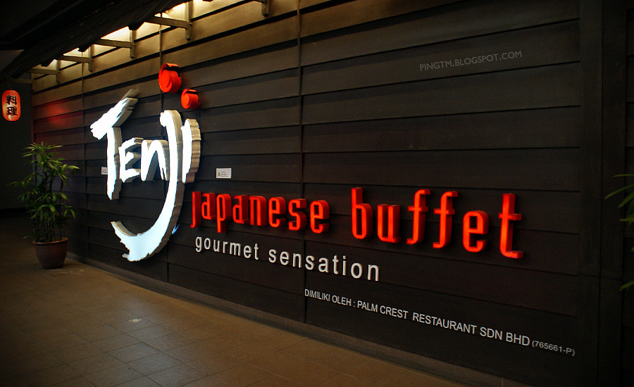 Tenji Japanese Buffet