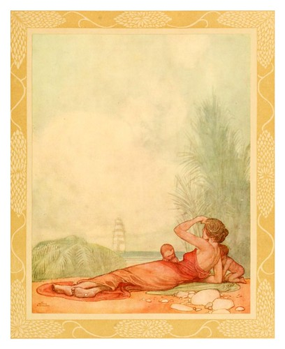 026-Hobart-A song of the English (1909)- William Heath Robinson