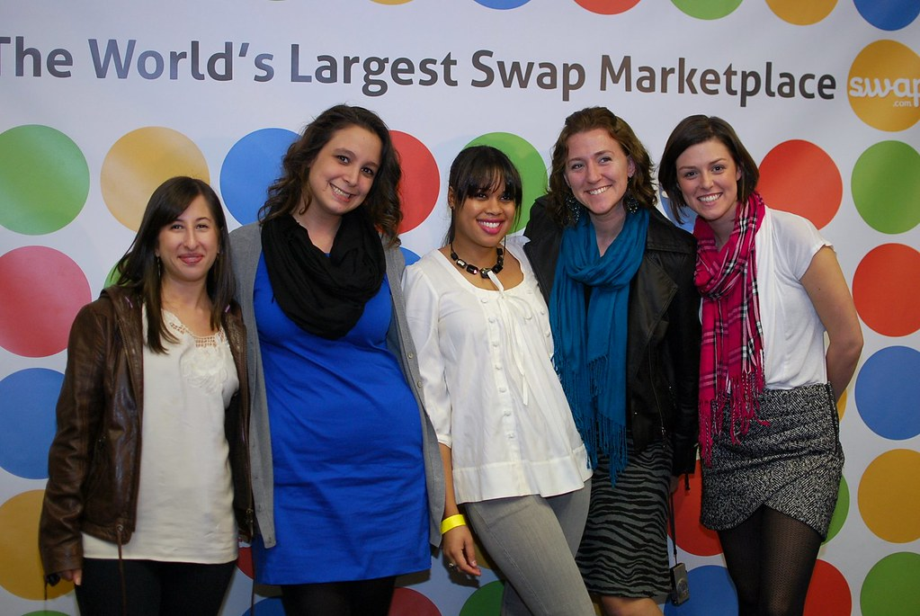 swapaholics clothing swap downtown crossing boston