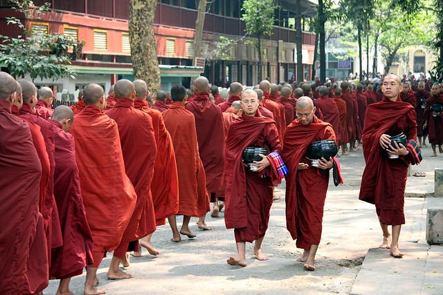 Wokół Mandalay