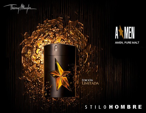 A MEN PURE MALT | THIERRY MUGLER