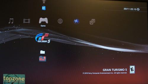 Gran Turismo 5 (PS3): lalala pirmi įspūdžiai su video