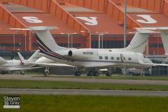 N421QS - 4114 - Netjets - Gulfstream G450 - Luton - 101101 - Steven Gray - IMG_4280