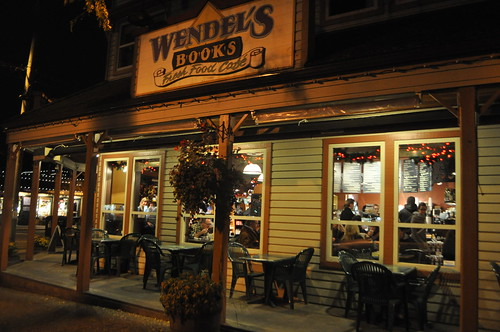 Top 5 Bookstores - Wendel's Bookstore & Cafe